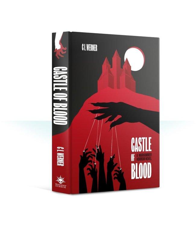 Black Library Castle Of Blood (Hb)