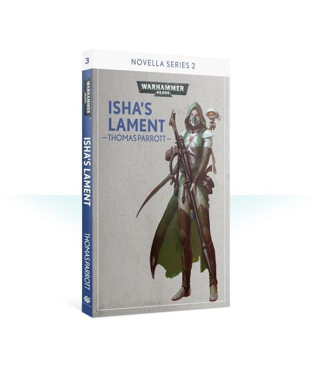Black Library Isha'S Lament  (Pb)