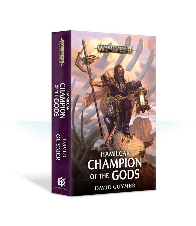 Black Library Hamilcar: Champion Of The Gods (Pb)