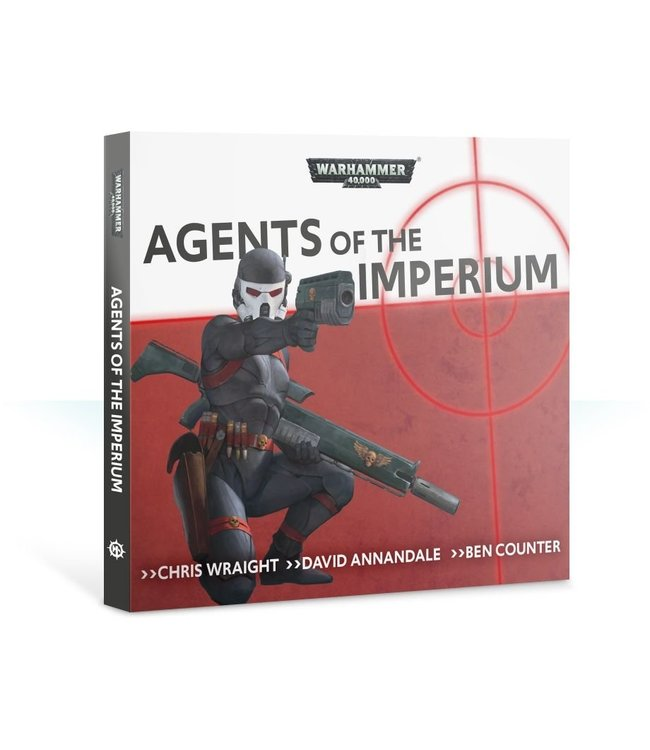 Black Library Agents Of The Imperium (Audiobook)