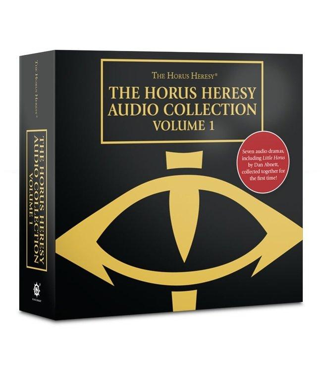 Warhammer 40000 Horus Heresy Audio Coll. Vol 1 (Audiobk)