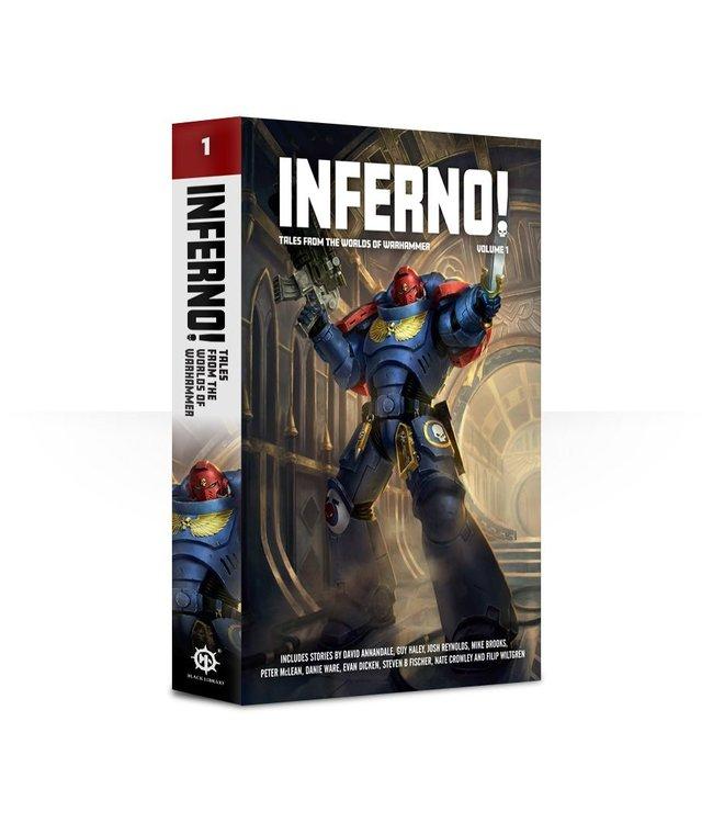 Black Library Inferno! Volume 1 (Pb)