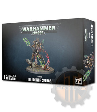 Warhammer 40000 Necrons Illuminor Szeras