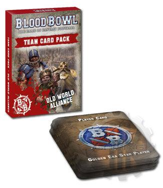 Blood Bowl Bb: Old World Alliance Team Card Pack