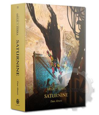 Black Library Horus Heresy: S.O.T.: Saturnine (Hb)