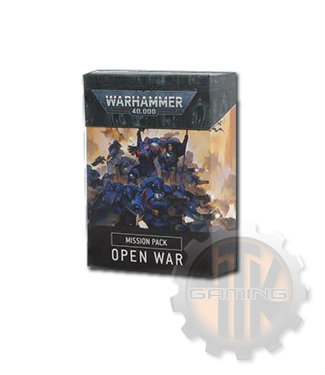 Warhammer 40000 Wh40K: Mission Pack: Open War