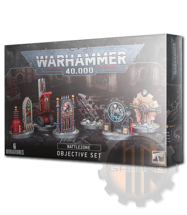 Warhammer 40000 Battlezone: Manufactorum Objective Set