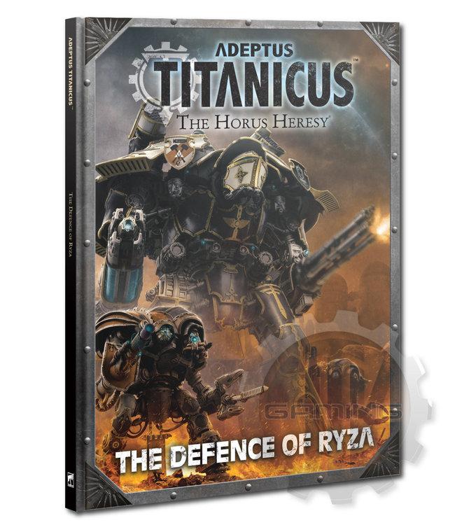Warhammer 40000 Adeptus Titanicus: Defence of Ryza
