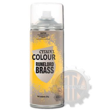Citadel Runelord Brass Spray Paint single