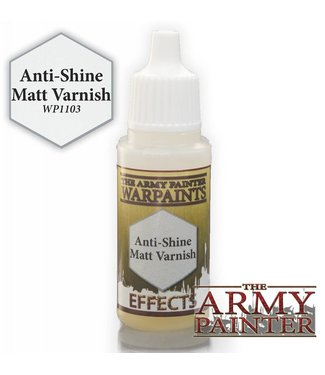 Army Painter Warpaint - Anti-Shine Matt Varnish
