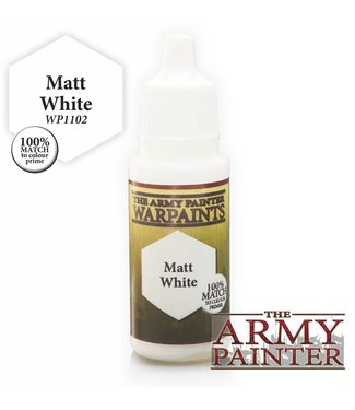 Army Painter Warpaint - Matt White