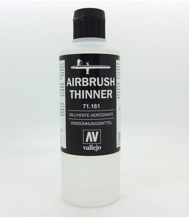 Vallejo Model Air - Thinners 200ml (Sold in single quantities)