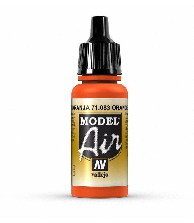 Vallejo Model Air - Orange