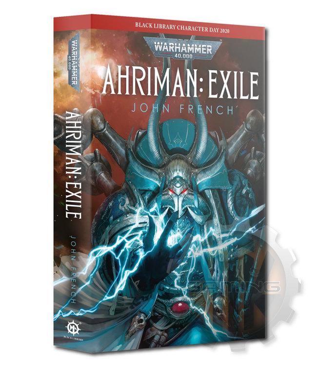 Black Library Ahriman: Exile (Pb)