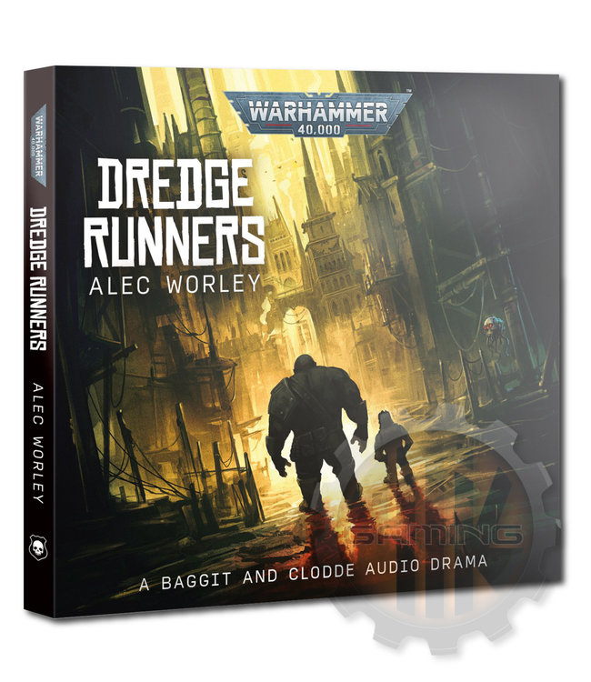 Black Library Dredge Runners (Audiobook)