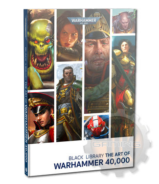 Black Library Black Library The Art Of Warhammer 40000