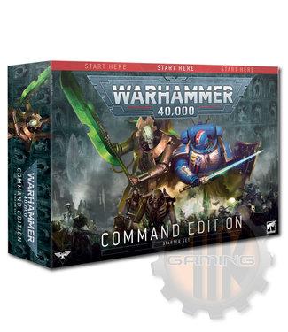 Warhammer 40000 Warhammer 40000 Command Edition