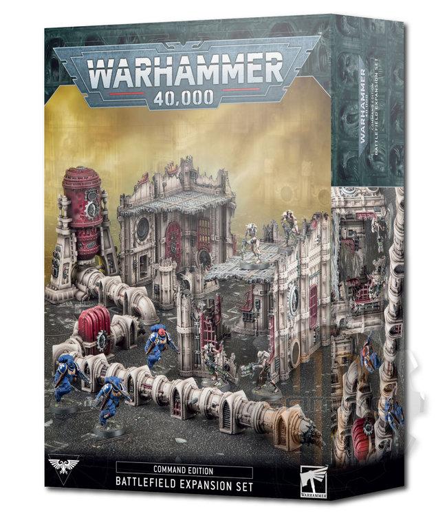 Warhammer 40000 Command Edtn: Battlefield Expansion Set