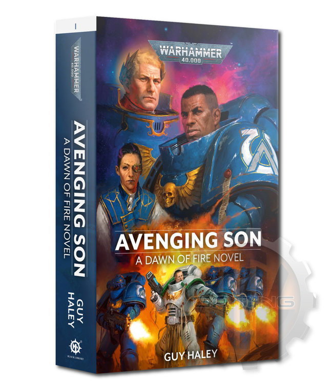 Black Library Dawn Of Fire: Avenging Son  (Pb)