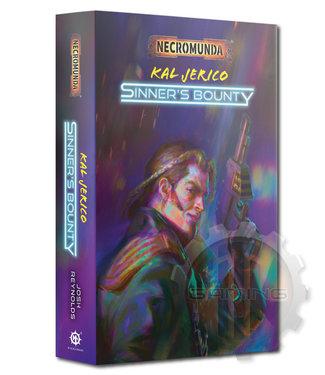 Black Library Kal Jerico: Sinner'S Bounty (Pb)