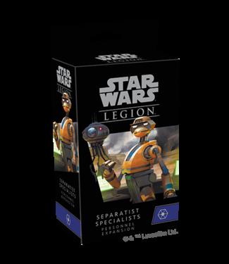 Star Wars Legion Separatist Specialists Personnel Expansion
