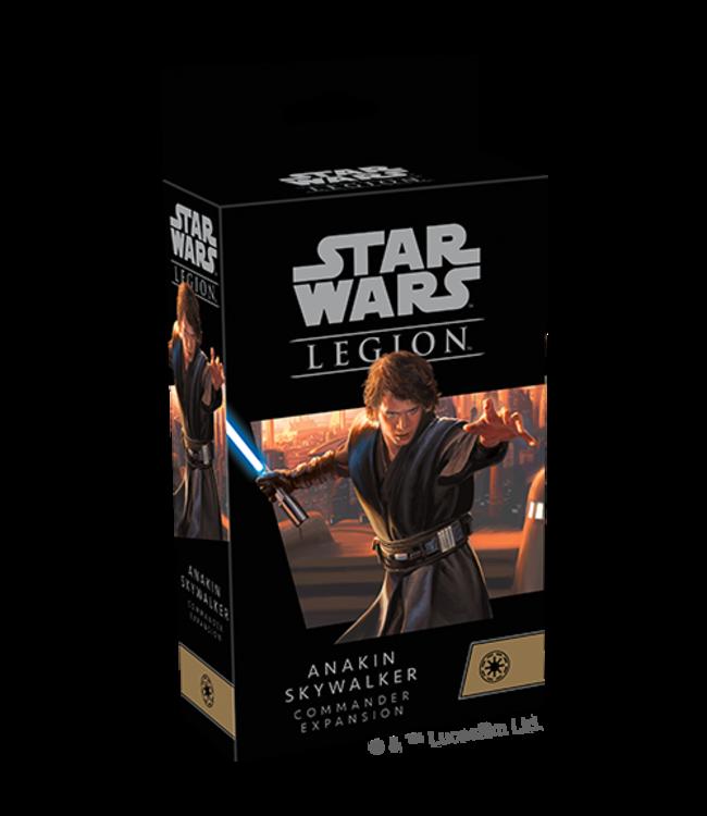 Star Wars Legion Anakin Skywalker Commander Expansion
