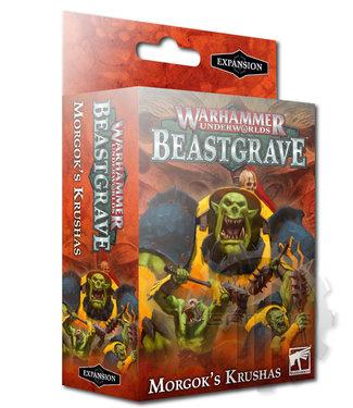 Warhammer Underworlds Wh Underworlds: Morgok'S Krushas