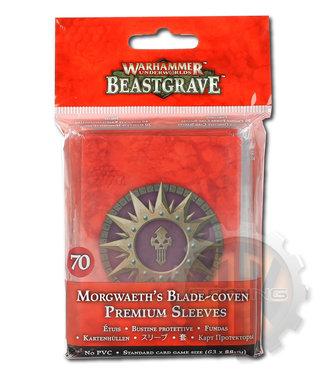 Warhammer Underworlds Whu: Morgwaeth'S Blade-Coven Crd Sleeves