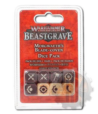 Warhammer Underworlds Whu: Morgwaeth'S Blade-Coven Dice Set
