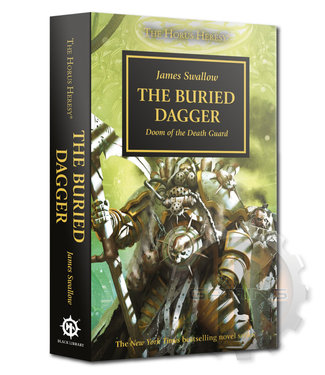 Black Library Horus Heresy: The Buried Dagger (Pb)