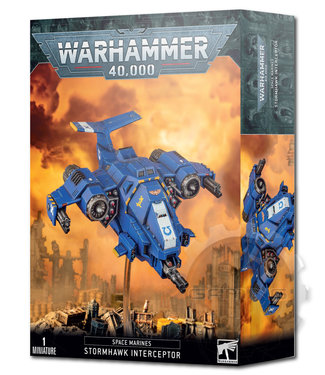 Games Workshop Space Marine Stormhawk Interceptor
