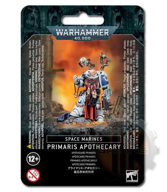 Games Workshop Space Marines Primaris Apothecary