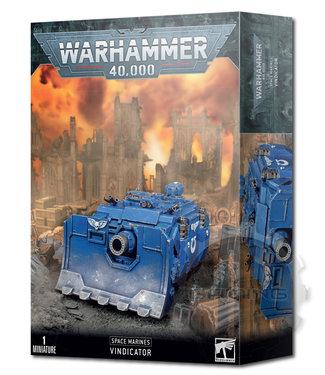 Games Workshop Space Marine Vindicator