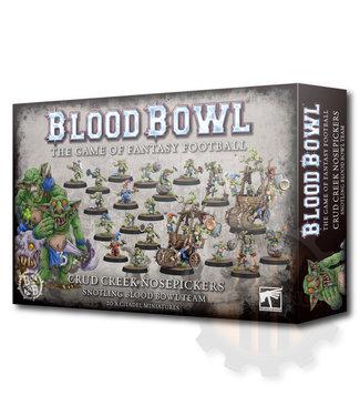 Blood Bowl Blood Bowl: Crud Creek Nosepickers Team