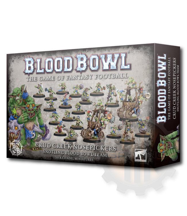 Blood Bowl *Blood Bowl: Crud Creek Nosepickers Team