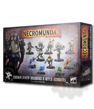 Necromunda Escher Death Maidens & Wyld Runners