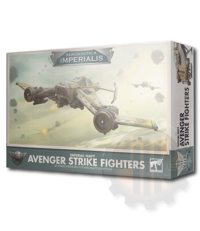 Aeronautica Imperialis A/I: Imper. Navy Avenger Strike Fighters