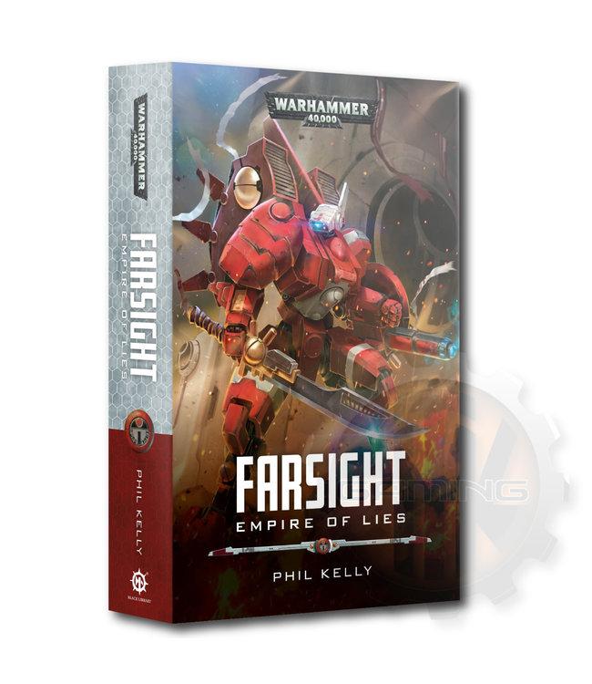 Black Library Farsight: Empire Of Lies (Pb)