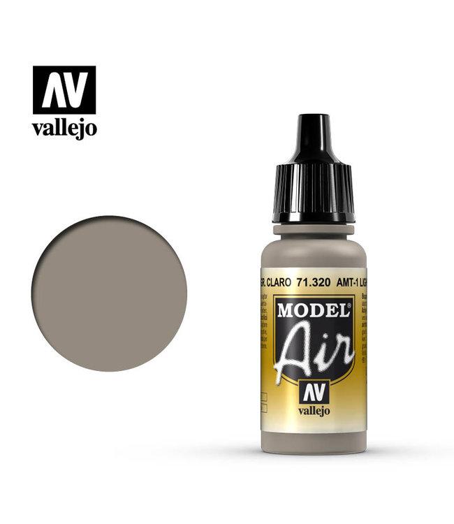 Vallejo Model Air  - AMT-1 Light Grey Brown