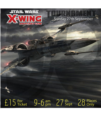 Tournaments X-Wing Summer Store Championship (27th Sept 2020)