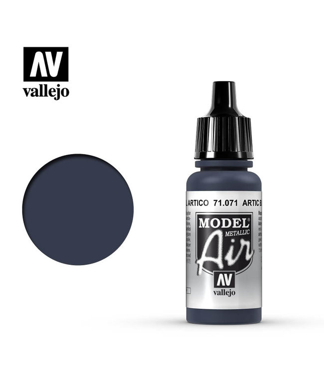 Vallejo Model Air - Artic Blue (Metallic)