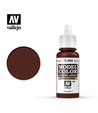 Vallejo Model Colour - Hull Red