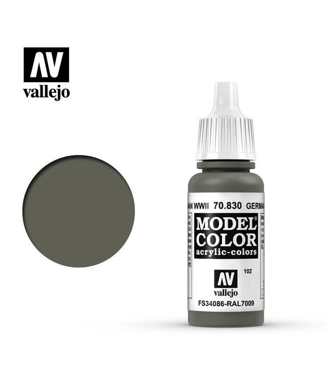 Vallejo Model Colour - German Fieldgrey WWII