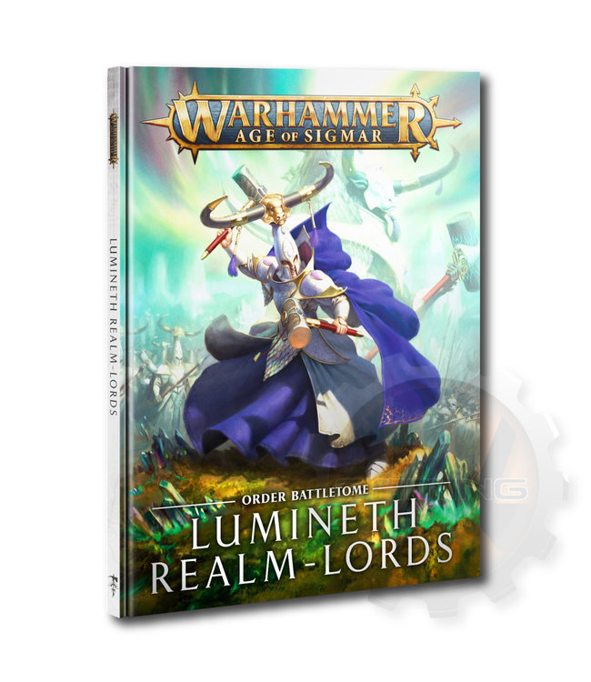 Age Of Sigmar Battletome: Lumineth Realm-Lords (Hb)