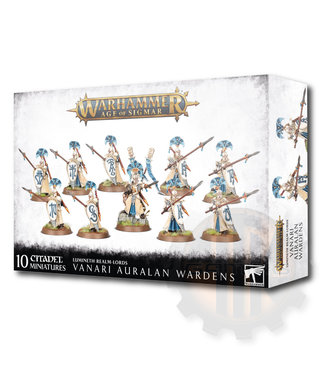 Age Of Sigmar Lumineth R-Lords: Vanari Auralan Wardens