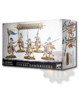 Age Of Sigmar Lumineth Realm-Lords: Vanari Dawnriders