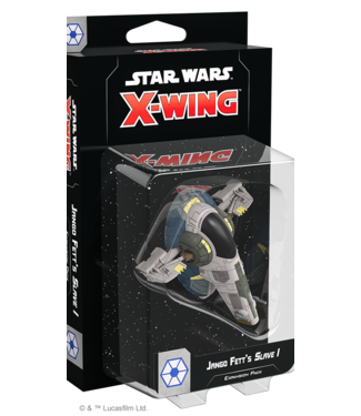 Star Wars X-Wing Jango Fett's Slave I Expansion Pack