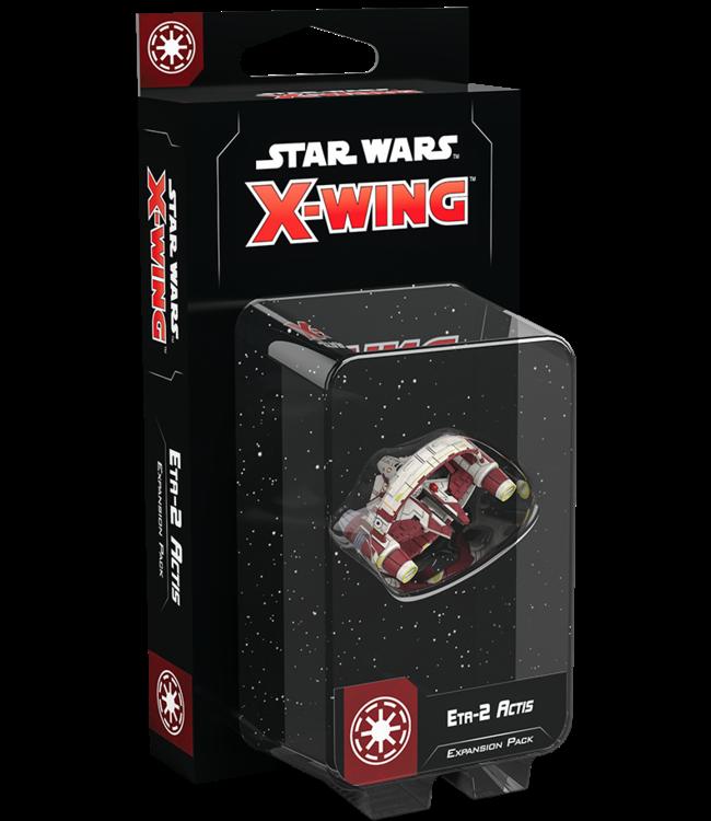 Star Wars X-Wing Eta-2 Actis Expansion Pack