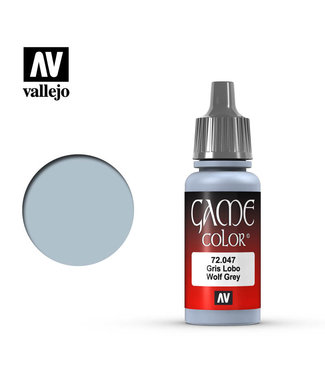 Vallejo Game Colour - Wolf Grey