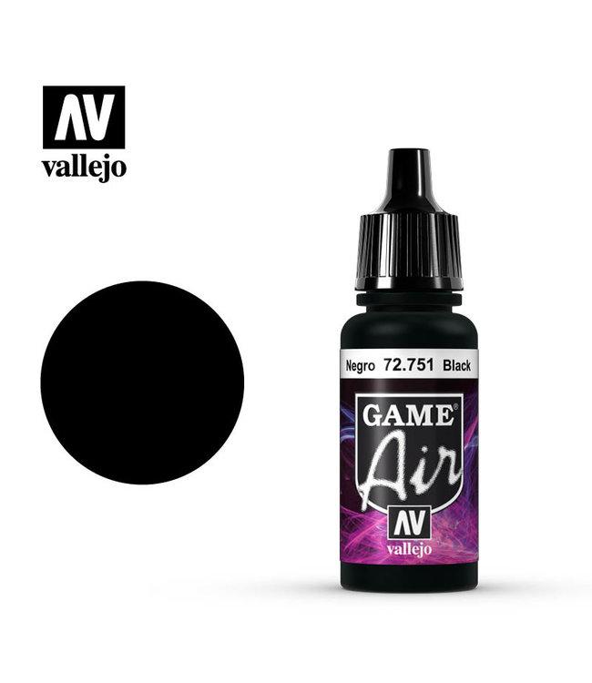 Vallejo Game Air - Black